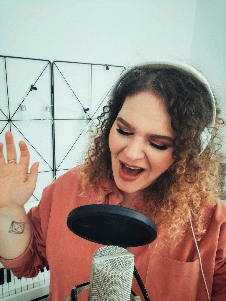 Vocalcoaching mit Sora
